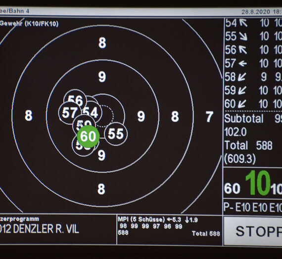 Aargauermeisterschaften der 50m Schützen 2020 in Muhen